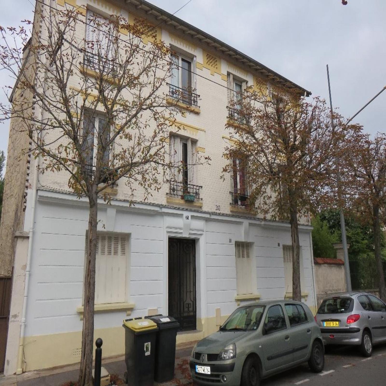 Architecte La Varenne St Hilaire location la varenne saint hilaire - centre ville - f2 - 38 m2